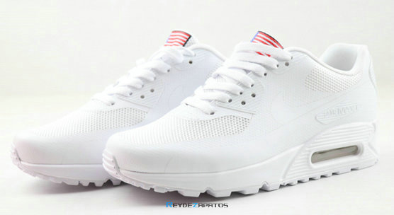 Reydezapatos AIR MAX 90 HYP 'USA PACK' [X. 2] 4536