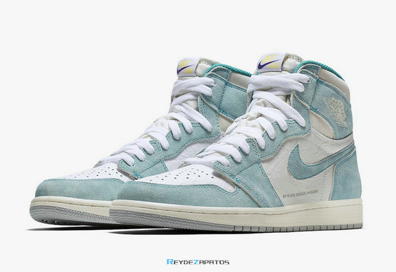Reydezapatos Air Jordan 1 High OG 'Turbo Green' 4472