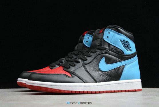 Reydezapatos Air Jordan 1 High OG 'UNC To Chicago' 4467