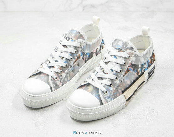 Reydezapatos DIOR Low-Top Sneakers [M. 7] 4419