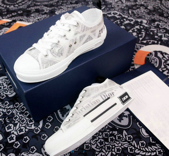 Reydezapatos DIOR Low-Top Sneakers [M. 9] 4421