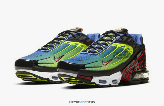Reydezapatos Nike Air Max Plus III [X. 11] 4541