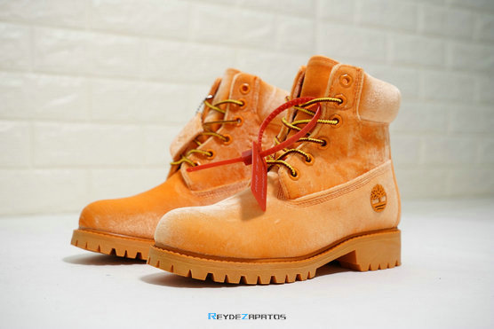 Reydezapatos Timberland x Off Blanco 6-inch Boot [X. 2] 4453