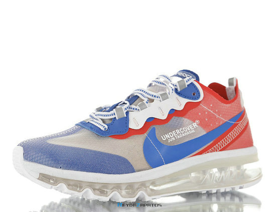 Reydezapatos UNDERCOVER x Air Max x Nike React Element 87 [H. 2] 4612