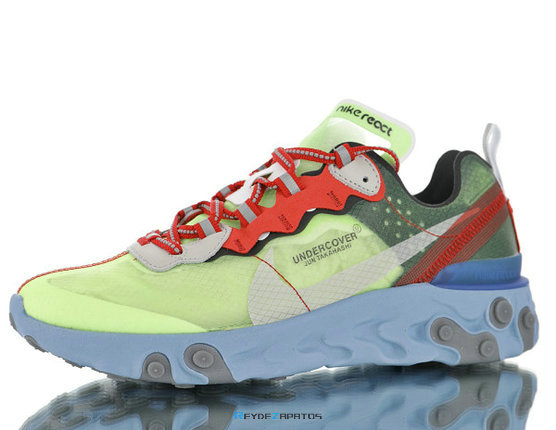Reydezapatos UNDERCOVER x Nike React Element 87 [H. 11] 4610