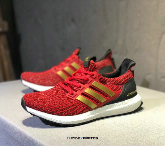 Reydezapatos 0510 - Ultra Boost x Game of Thrones - [Rojo]