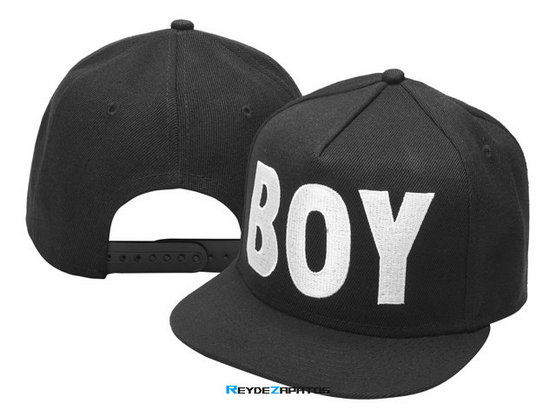 Reydezapatos 0833 - Casquette BOY LONDON [Ref. 03]