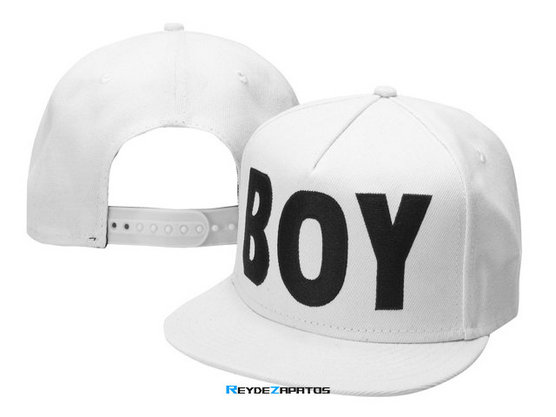 Reydezapatos 0834 - Casquette BOY LONDON [Ref. 04]