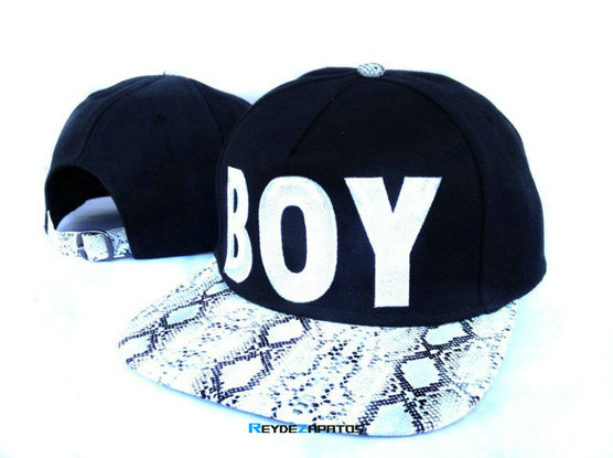 Reydezapatos 0837 - Casquette BOY LONDON [Ref. 07]