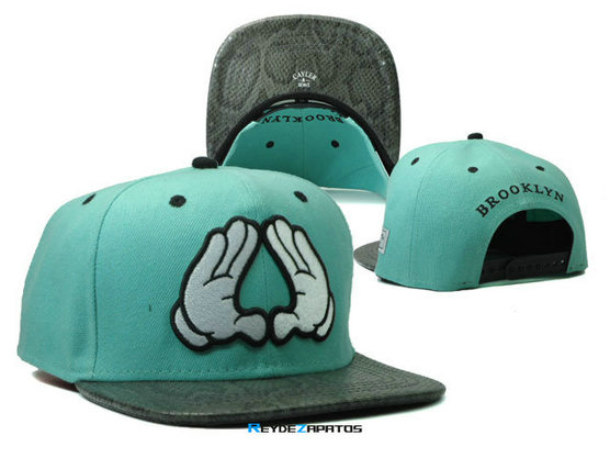 Reydezapatos 0838 - CASQUETTES Cayler & Sons - Light Azul