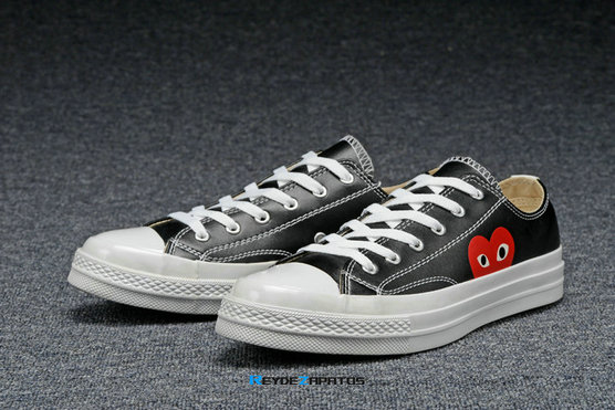 Reydezapatos 1418 - PLAY CONVERSE CHUCK TAYLOR ALL STAR '70 LOW (Negro)