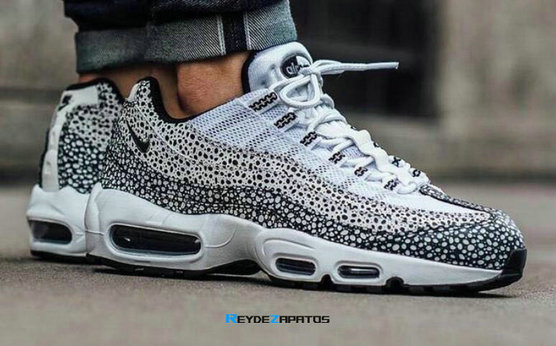 Reydezapatos 2494 - AIR MAX 95 [M. 11]