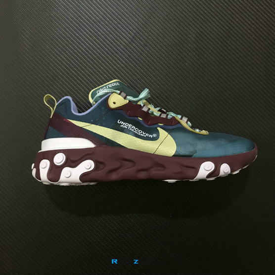 Reydezapatos 3627 - UNDERCOVER x Nike React Element 87 [H. 1]