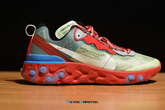 Reydezapatos 3631 - UNDERCOVER x Nike React Element 87 [H. 4]