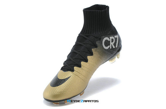 Reydezapatos 3749 - Mercurial Superfly FG CR7 'Rare Gold'