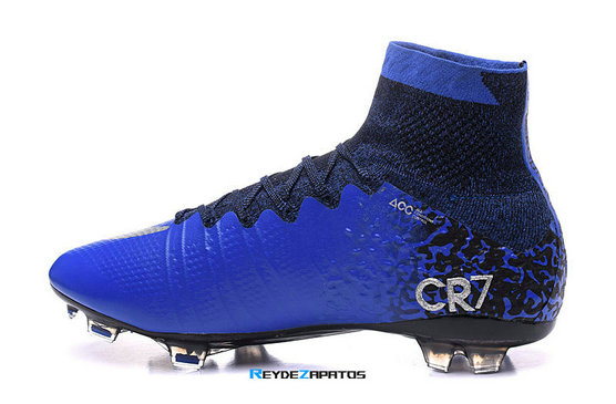 Reydezapatos 3750 - MERCURIAL SUPERFLY FG CR 'Deep Azul'