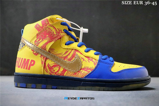 Reydezapatos 4079 - Nike SB Dunk High QS [M. 2]