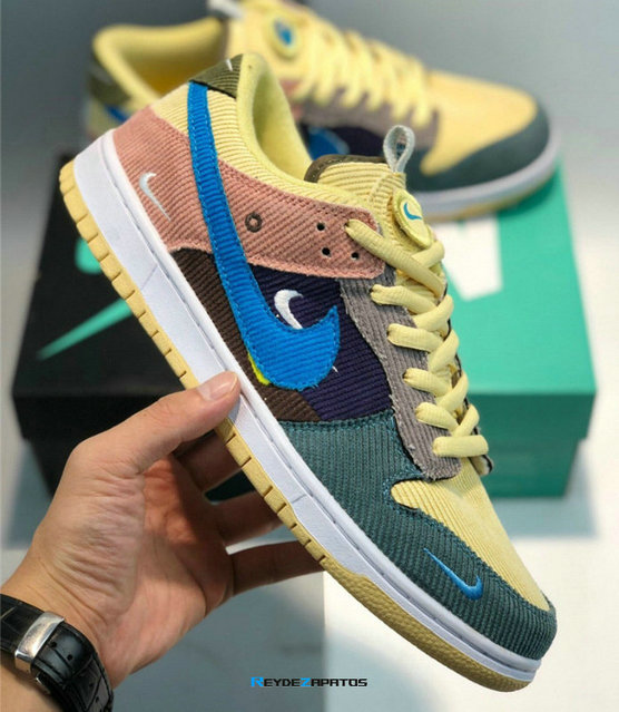 Reydezapatos 4080 - Nike SB Dunk Low QS [M. 1]