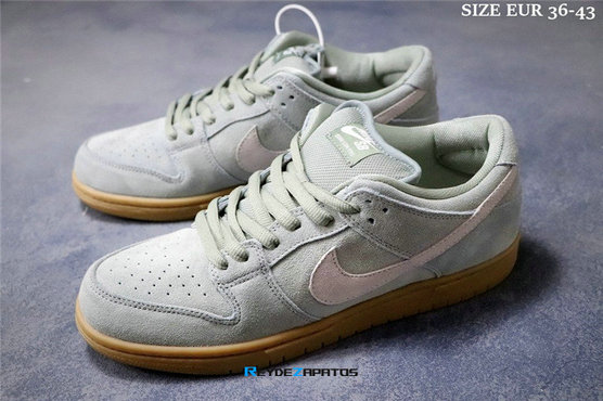 Reydezapatos 4083 - Nike SB Dunk Low QS [M. 4]